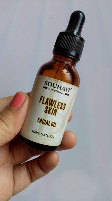 Souhait Essentials Flawless Skin Facial Oil Review