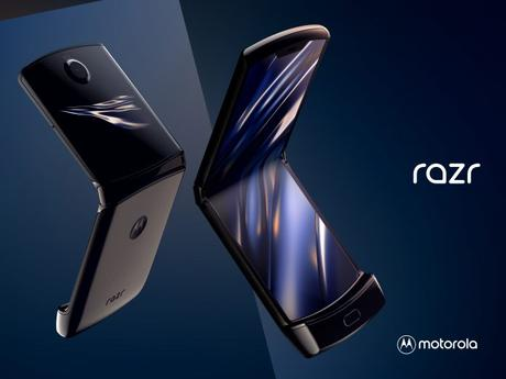 The new Motorola Razr comes with a foldable screen
