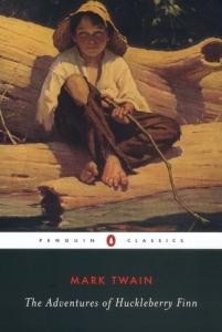 Banned Books 2019 – OCTOBER READ – The Adventures Of Huckleberry Finn by Mark Twain