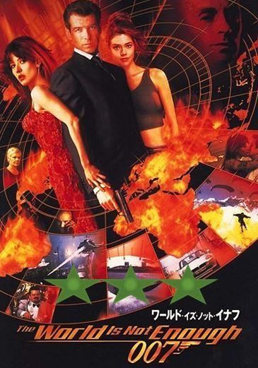 James Bond Month – The World is Not Enough (1999)