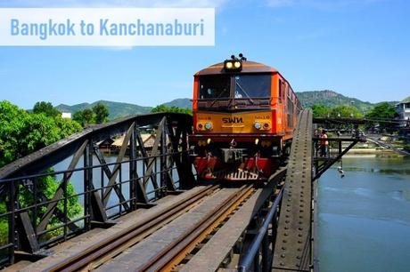 Ways One Can Travel from Bangkok to Kanchanaburi