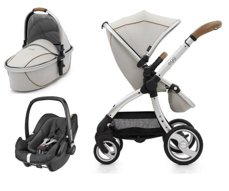Choosing the right pushchair for your baby