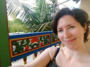 Writers on Location – Helen Young on Bogotá, Colombia