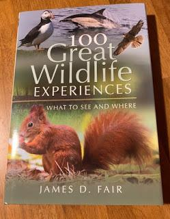 Book Reviews:  Three books on nature and wildlife