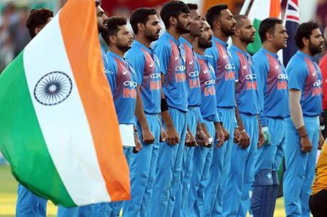 REspect thy Nation !  ~  singing National anthem !!