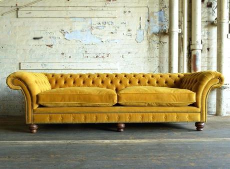 purple chesterfield couch velvet corner sofa uk furniture in