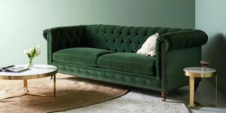purple chesterfield couch blue velvet sofa uk sofas are a lot more affordable that think