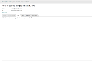How to Send emails in Java