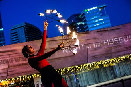 Perot Museum of Nature and Science's Annual Night At The Museum: Ignite Gala Set the Night Ablaze
