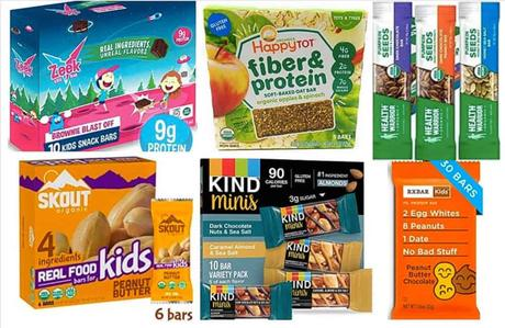 Best Protein Bars for Kids that are Healthy and Nutritious