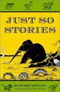 Beth and Chrissi Do Kid-Lit 2019 – OCTOBER READ – Just So Stories by Rudyard Kipling