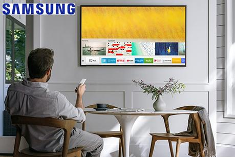 Samsung Partners With Commune To Show Off Home Integration With Its Premium TVs
