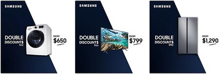 Enjoy Samsung Double Discount Day This Weekend At Audio House