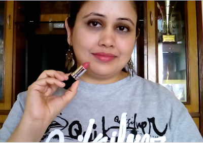 Bella Voste Sheer Creme Lust Lipstick Love It! Review & Swatches