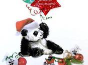 Handmade Christmas Card Granddaughter
