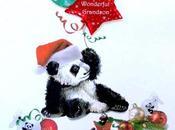 Handmade Christmas Card Grandson