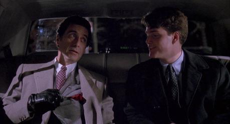 Scent of a Woman: Al Pacino's Glenurquhart Plaid Suit