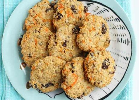 Cookies may sound like junk food but they don't have to be! Check out these healthy cookie recipes for kids, made from fruit, veggies and whole grain!