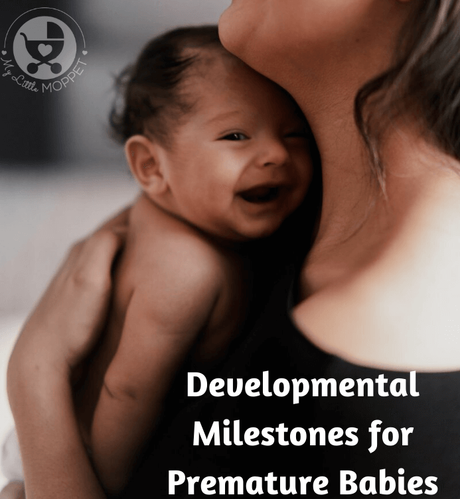 Premature babies develop at a slightly different rate than full term babies. Here is your guide to all the developmental milestones for premature babies.
