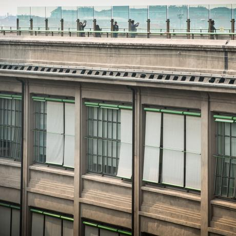 Windows of Turin