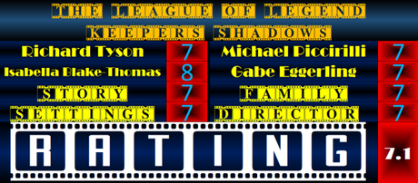 The League of Legend Keepers: Shadows (2019) Movie Review