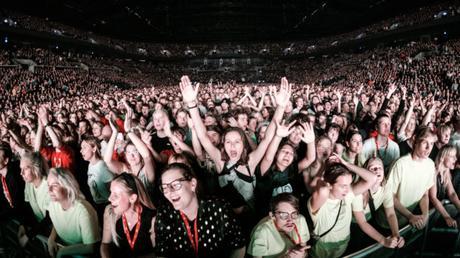København – The Minds of 99 Arena Tour 2019.