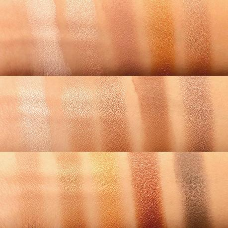 Swatches | Detail Makeover Palettes
