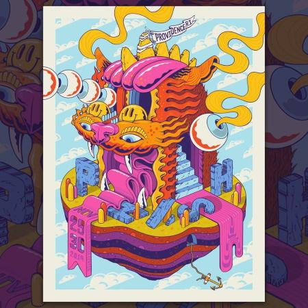 Phish 2019 Fall tour SBD + torrents: 2019/11/30 Providence, RI