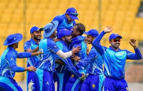 TN loses by a solitary run to Karnataka in Syed Mushtaq Ali trophy 2019