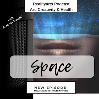 New Season  -  Creating in Faith - Podcast Episode on Realityarts