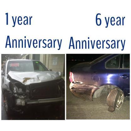 Weekend Update- 7 Year Anniversary!