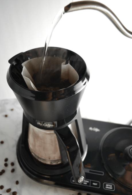 Coffee Coquito (Puerto Rican Coconut Eggnog)