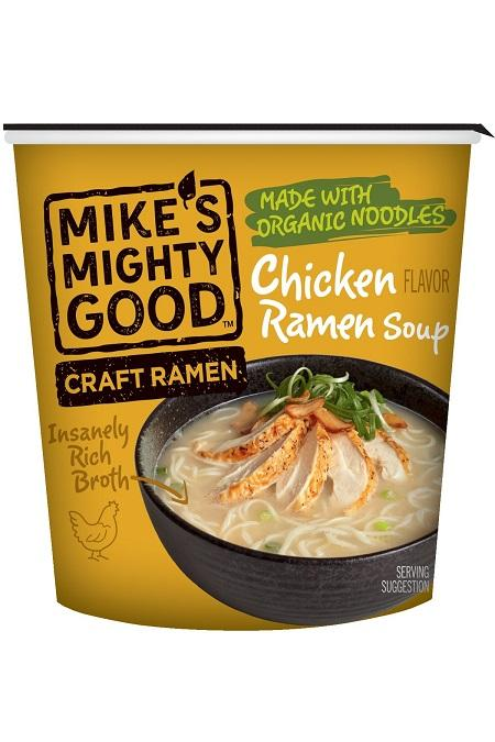 Mike's Mighty Good Craft Instant Ramen