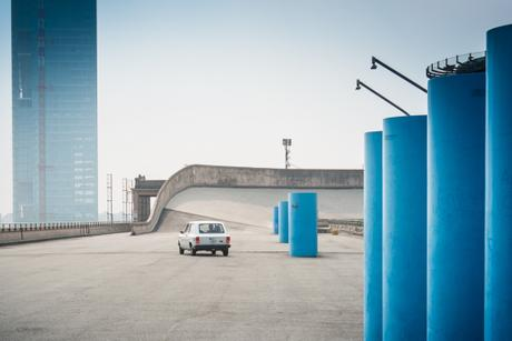Turin rooftop: the Lingotto