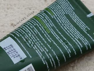 Organic Harvest Acne Control Face Wash Review