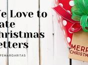 Christmas Letters Love Hate Them