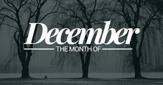 Lots of Cool Stuff Happened In December