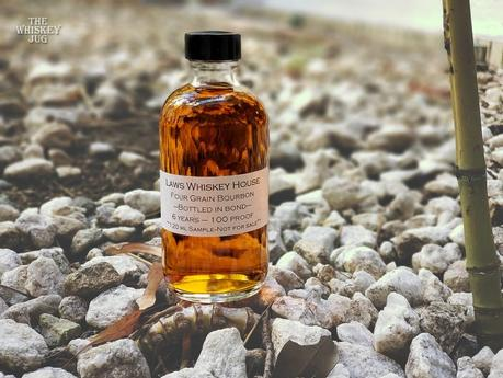 Laws Whiskey House 6-Year Bonded Four Grain Bourbon