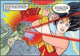 Maybelline's Wonder Woman, Linda Carter