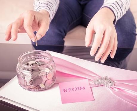 average price of a wedding average wedding cost saving money for wedding