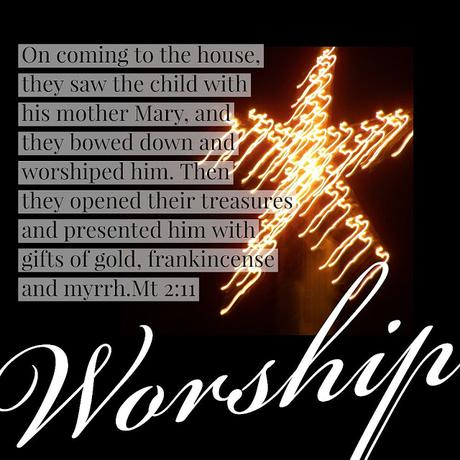 Thirty Days of Jesus Repeat: Day 8, The Magi offer gifts and worship