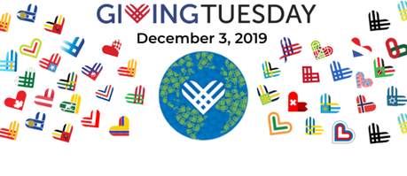 Celebrating #GivingTuesday with My Favorite Organizations