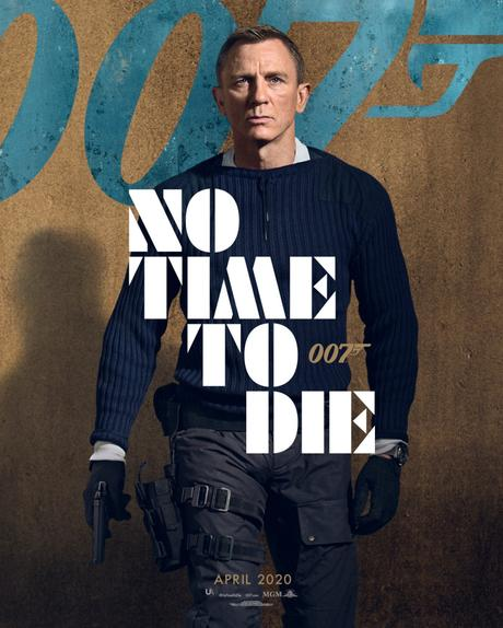 Poster: No Time To Die (2020) Characters