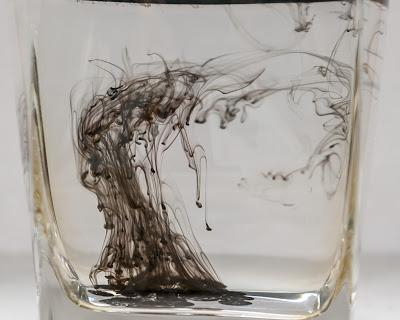 Variations, A couple of drops of ink diffusing through water