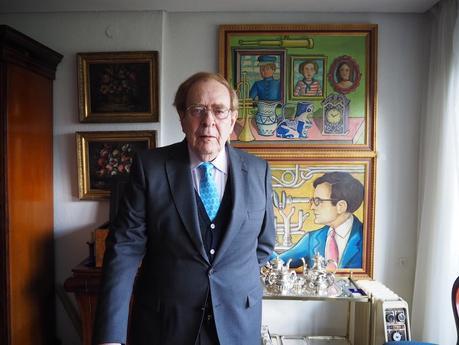 Ramón Tamames foto Elena Cue
