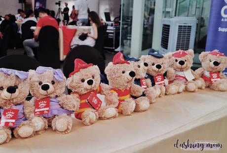 Share some Joy this Christmas together with the Joy Squad #HappyBearDay