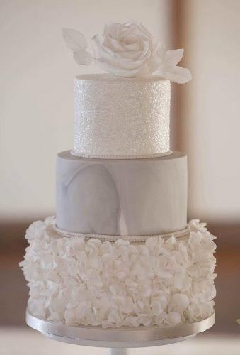 winter wedding cakes sparkle cake blushcakeco