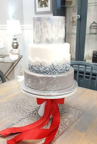 winter wedding cakes elegant cake tammycakelady
