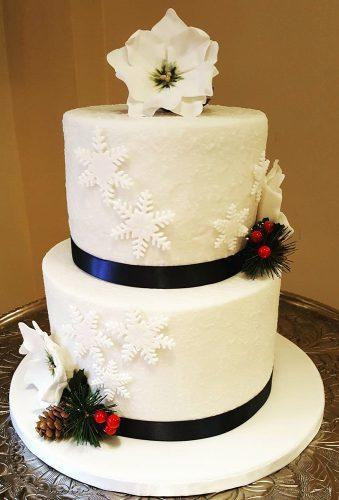 winter wedding cakes elegant cake thelittlecakeboutique