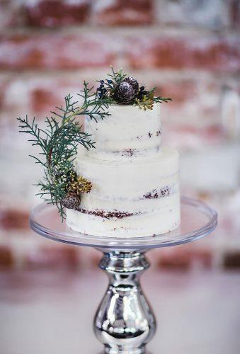 winter wedding cakes small cake with berry stephan bakes